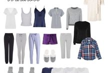 Capsule Wardrobe Pyjama 2017