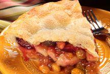 Pies / by California Raisins