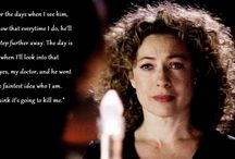 Alex Kingston ♥ / by Mary Jones