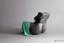 Lounge chair 'Poprawiany'