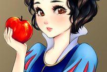 Mangá - princesas