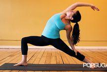 Yoga Goals! / by Jillian Masera