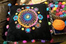 Crochet-Pillows  / by Autumn Bridges