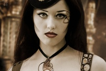 Steampunkfetish / Finally Getting married 5/3/14!  Steampunk/Victorian flare.. ;)))