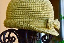amigurimi chapeau