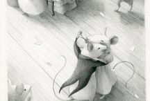 Illustrator Faves / There are so many... / by Jennifer Thermes
