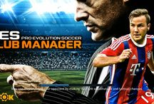 PES CLUB MANAGER App Android o IOS Apple