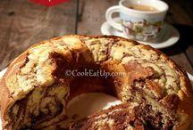 κέικ μήλου καί γιαούρτι