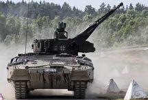 tanky a pásová bojová technika