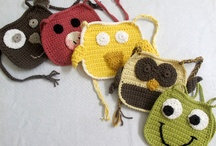baby bibs,mittens,washcloth / by Sonja