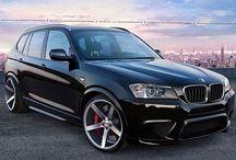 BMW X3,X5