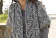 Peças em tricot
