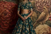 Asian wedding outfits