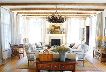 Beam Me Up! / Beautiful beamed ceilings