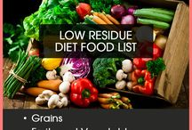 Low Residue Diet Recipes