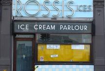 Ice Cream Parlours & Cafes