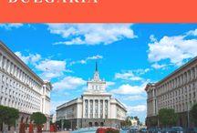 Bulgaria - travelling