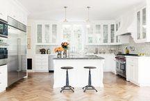 West Oak Kitchen / by Bleu Nest Builders