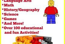 LEGO+LEARNING