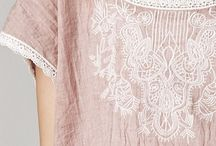 Clothing: Taupe/Blush Pink/Light Pink