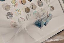 Münzfotorahmen / Geldgeschenke