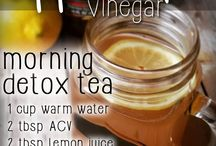 Detox Apple Cider