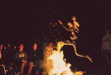 Bonfire Shooting