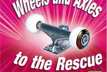 Wheels and Levers - Grade 4 / Grade 4 Science Alberta curriculum Topic B Students learn about: basic components of simple machines; how they are assembled, how they operate, how they are used; ways to transfer motion from one component to another, using simple connectors, various levers, gears, pulleys and band driven systems - the functions that each can perform, including sample applications and ways that they can be used in a larger system. how these simple machines are used to change the speed or force of movement.