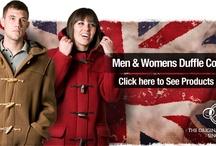 Duffle Coats UK / All my favorite UK manufactured Duffle Coats