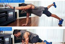 flat abs (oefeningen)