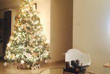 Christmas decoration / Dream Christmas tree