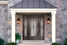 Door Canopy's / by HouseOrganized