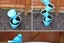 Garden Idea's / by Bryanna Dent