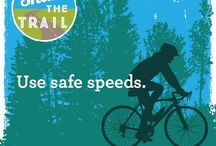 Trail Etiquette / by Rails-to-Trails Conservancy