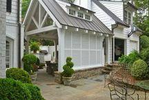 Exterior cottage ideas