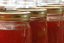 Canning, Preserving, Fermenting, Storage / All forms of food preservation. / by Ramza Hitti-Pogachar