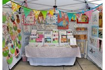 Craft Fair And Booth Ideas