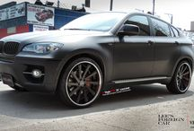 "Vellano VTV 24"" Concave l Majestic BMW X6 / Majestic BMW X6  Rolling on a Custom Cut and finish set of Luxurious  Vellano VTV 24"" Concave  Three Piece Forged custom wheels  Let us Know what you guys think?"