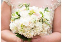 Florals - Brett Denfeld Photography / Wedding day flowers! Photos taken by Brett Denfeld Photography