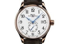 "Ball Watch Authorized dealer / Call 727-898-4377 or 813-875-3935 to buy this iconic timepiece brand born in Cleveland, Ohio. Are you ""On The Ball""?"