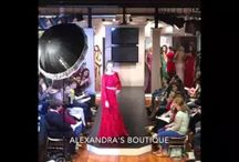 Alexandra's Boutique TV / Videos that capture the spirit of Alexandra's Boutique from wedding designers to customers to the newest wedding dress or the latest prom arrival.