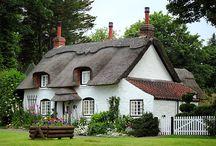 Angielskie domy i nie tylko