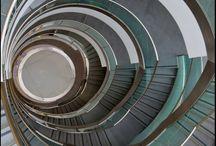 staircase wasserturm