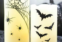 Halloween / Halloween can look even scarier if you make the decoration yourself!