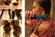 Hairstyles to Try / by Taylor Baylor