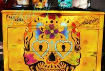 Day of the Dead- Dia de los Muertos / by Marsha Campbell-Dunbar
