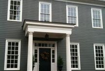 Siding / Exterior design concepts for homeowners.