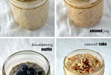 Overnight healthy oats
