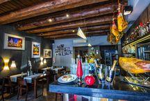 Wnętrze Restauracji / Co kryje wnętrze restauracji?