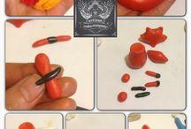 Polymer Clay: Fondant tutorials